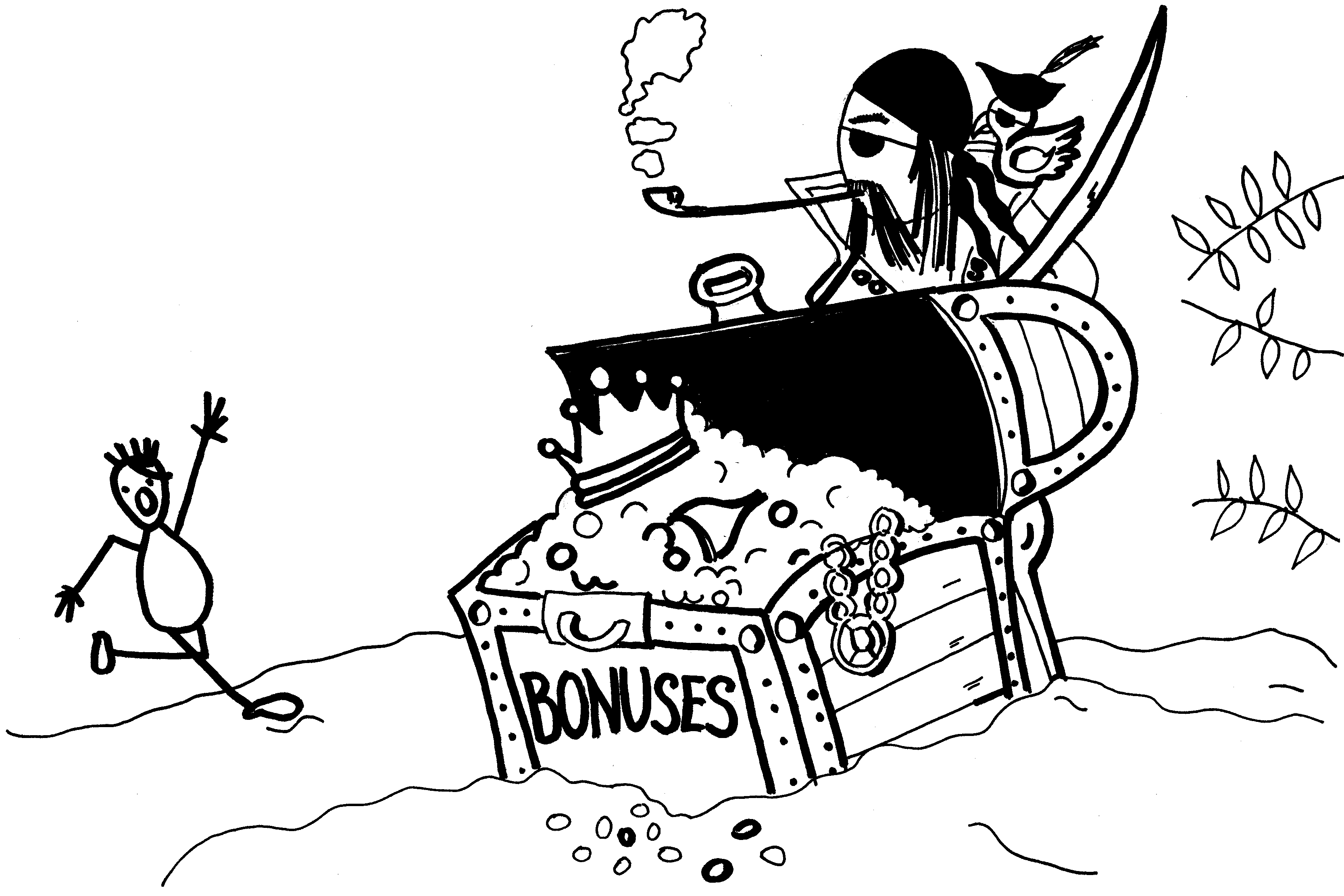 Ilustracny Obrazok Pirat 3:2